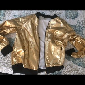 Xersion Gold jacket